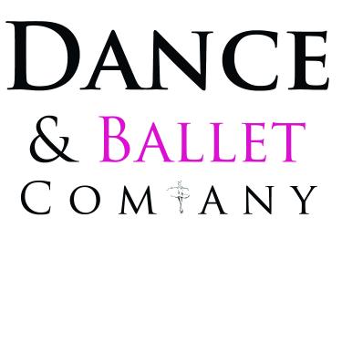 Logo Dance & Ballet Company - Zuiver-Yoga